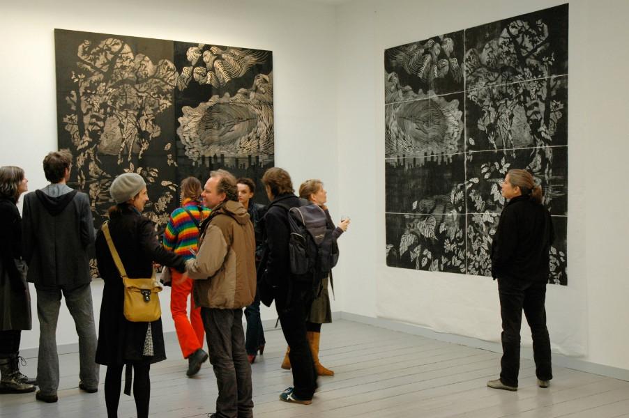 Overzichtstentoonstelling Barcelona - januari 2013